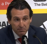 Emery and Gracia react to Deeney's red card
