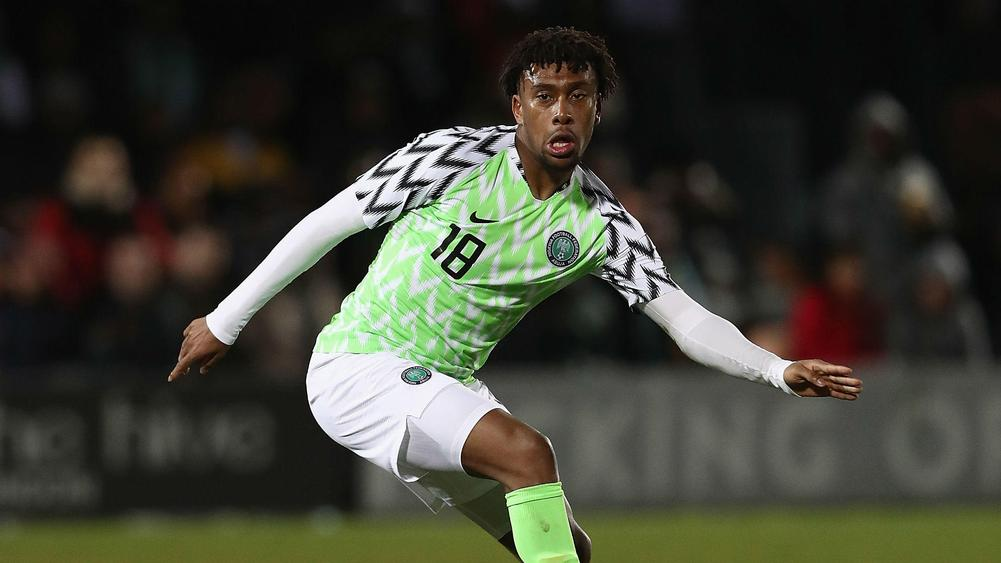 51eee1d26 Nigeria World Cup kit drives fans wild ahead of England friendly