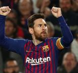 UEFA Champions League - Barcelona 3-0 Manchester United (4-0 Agg)