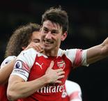 Arsenal 2 Chelsea 0: Lacazette and Koscielny fire Gunners to rousing derby win