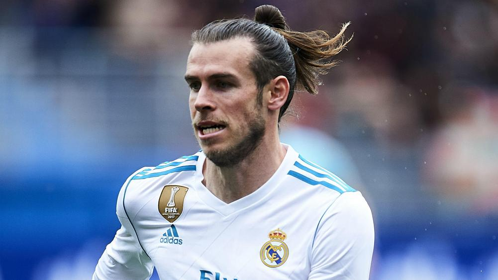 Bale breaks Rush's record with hat-trick