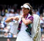 Konta loses her cool at 'patronising' question