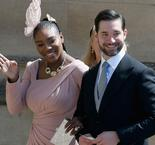 Serena And Beckham Attend Royal Wedding