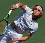 Tsitsipas cae ante Felix en Indian Wells