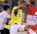 Colombia 0 Argentina 0: South American rivals play out draw