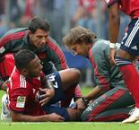 BREAKING NEWS: Bayern Munich confirm torn ACL for Tolisso