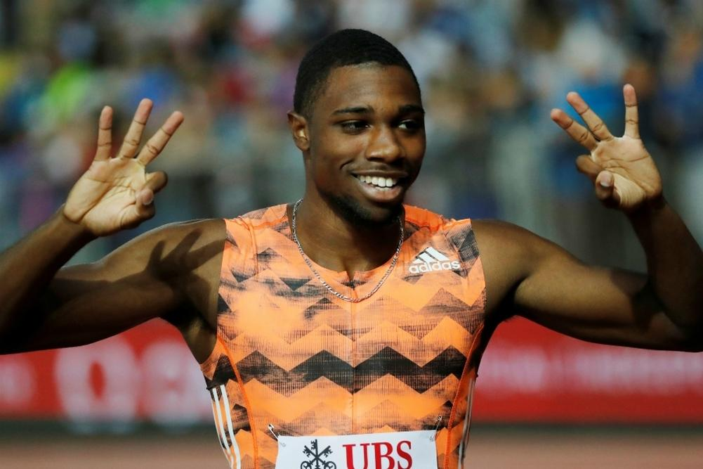 Diamond League-Lausanne: Lyles égale la MPM sur 200m