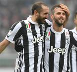 Chiellini says Napoli celebrated too early as Juve win another Scudetto