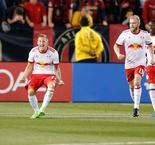 MLS : Match fou entre Atlanta et les Red Bulls