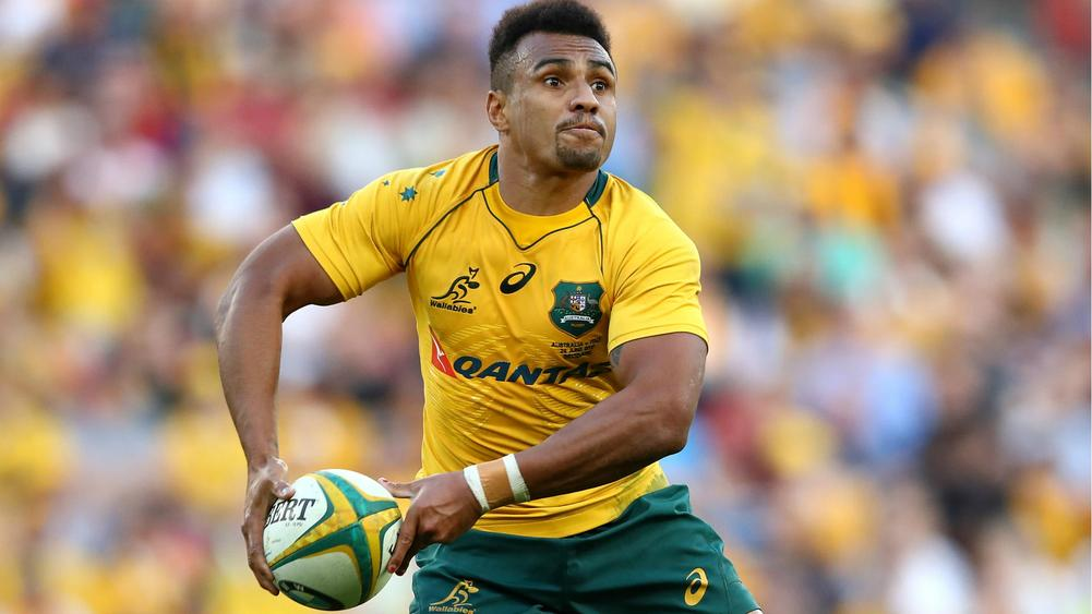 Star Wallaby Will Genia signs with Rebels