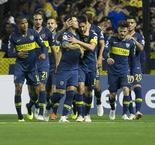 Mixed Libertadores fortunes for Superclasico rivals