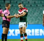 McGillvary's alleged bite 'pretty clear for everyone to see', says Farah