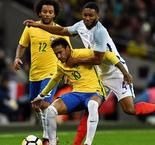 Gomez impresses as England stifles Brazil
