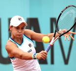 Barty through to Madrid Open quarter-finals
