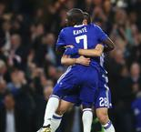 Kante fires as Chelsea sends United packing