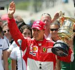 F1 Legend Schumacher In 'Very Best Of Hands'