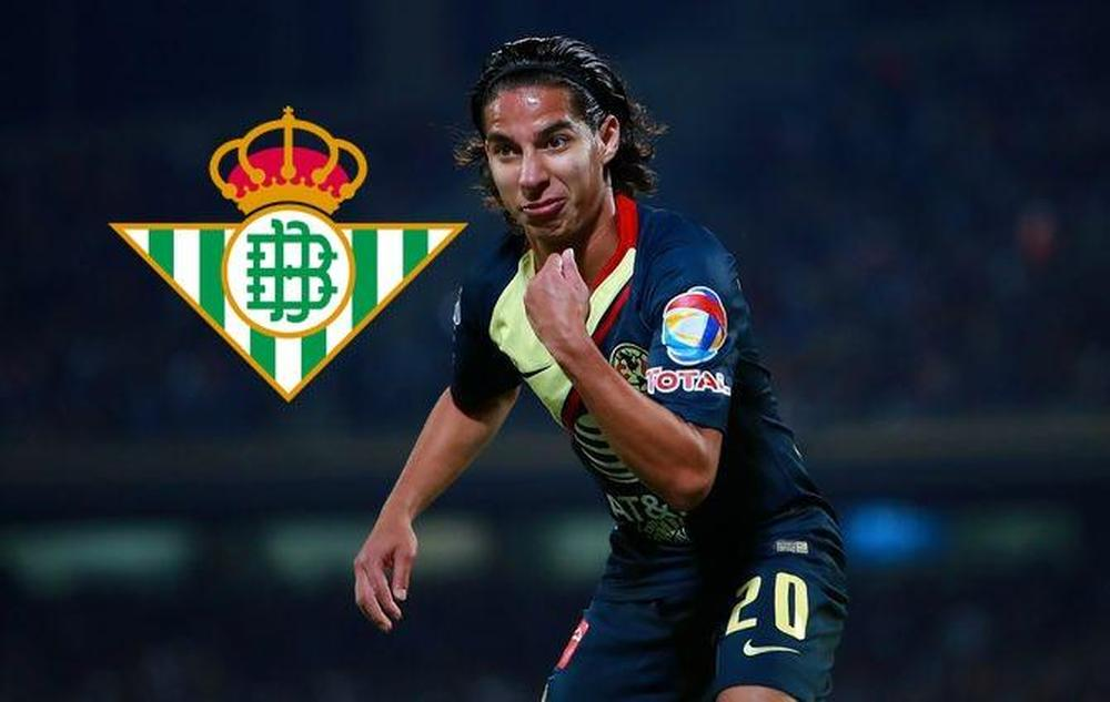 best service 65d1d 968a6 Lainez Joins Real Betis From Club America