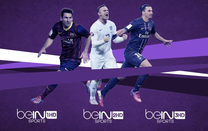 beIN SPORTS to launch three new HD channels