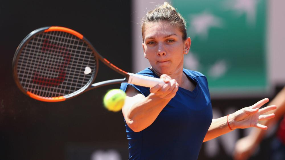 Svitolina wins in Rome after Halep falters in final set