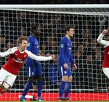 Arsenal 2 Chelsea 1 (2-1 agg): Xhaka completes turnaround to book EFL Cup final spot