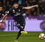 Benzema Brace Leads Real Madrid Back For 4-1 Win Over Real Valladolid
