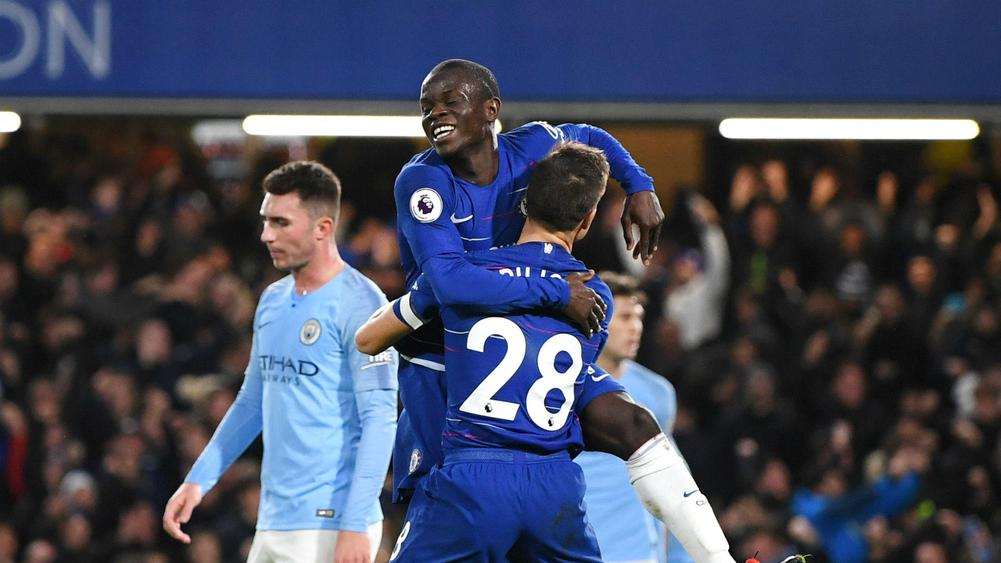 Chelsea victory over Manchester City inspired by 'terrifying' Maurizio Sarri - Antonio Rudiger