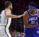 NBA : Embiid marche sur Brooklyn !