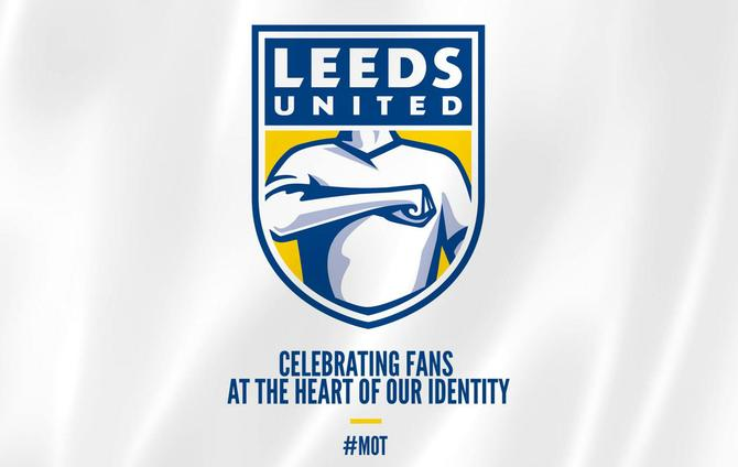 B Cup Chest Leeds United's new cre...