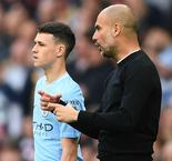 Man City's Foden ready for England, insists Guardiola
