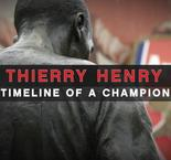 Thierry Henry: timeline of a champion