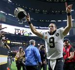 Drew Brees y el Monday Night histórico en la NFL