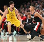 NBA : Golden State explose en vol à Portland !