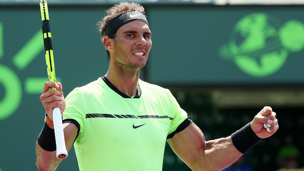 Miami Open: Federer beats Kyrgios to set up Nadal final