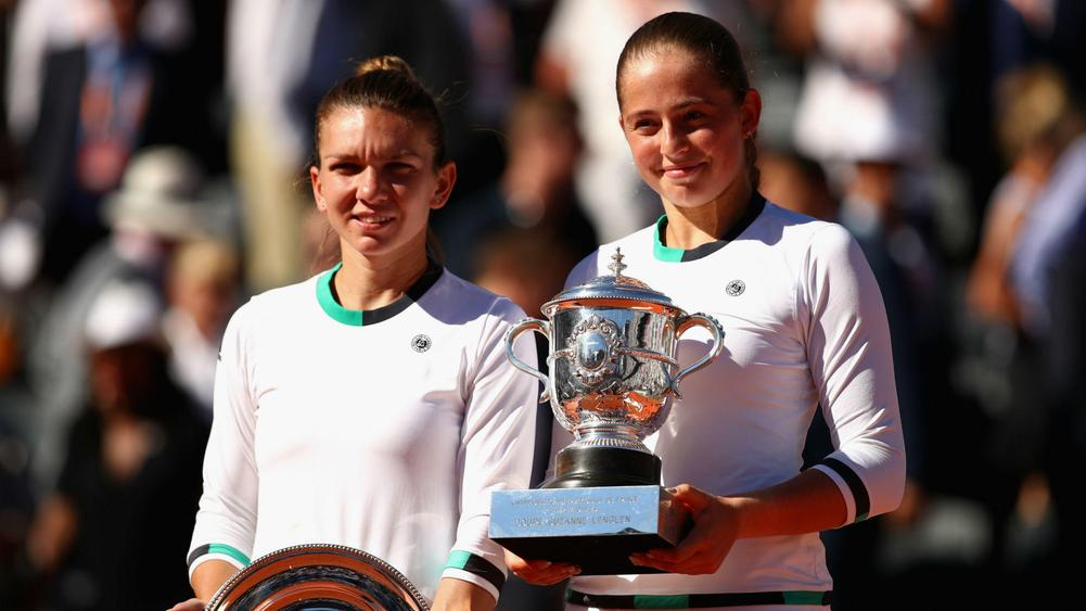 Ostapenko: 'Enjoy the match, fight until last point' | Wins Roland Garros 2017