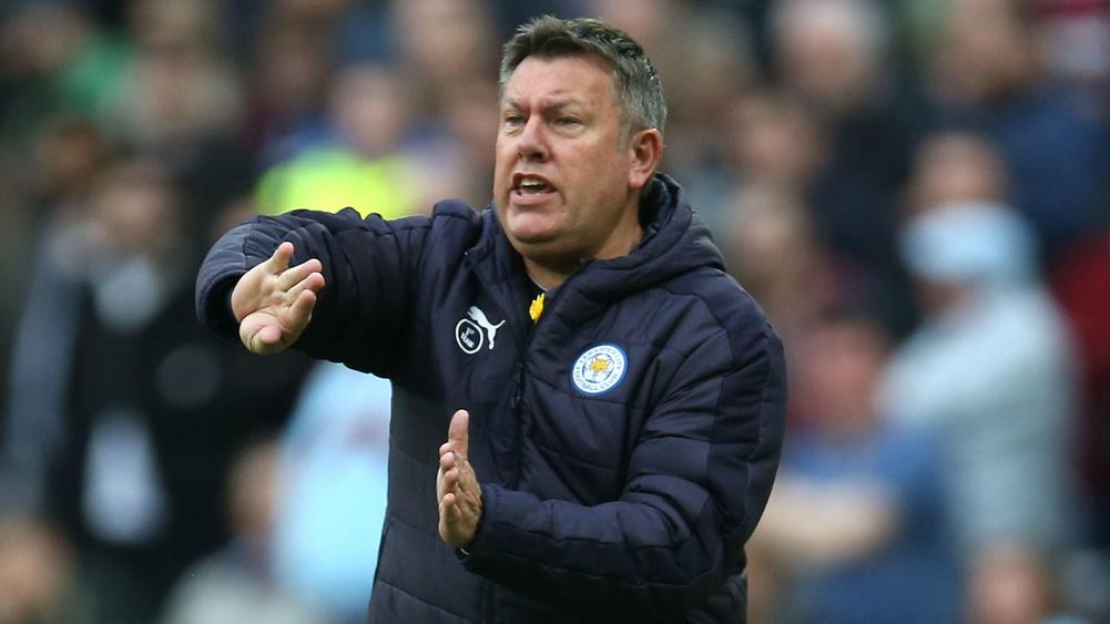 Craig Shakespeare: Leicester 'not safe' from relegation