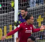 Match Highlights: Liverpool 2-1 Tottenham