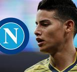 "Napoli: Real Madrid ""Asking For Too Much"" For James"