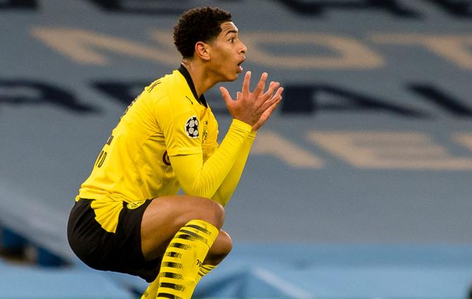 Bellingham baffled by Ederson call in Dortmund's loss at ...