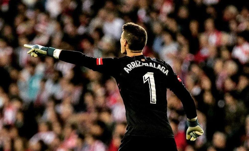 Kepa renovó con el Athletic hasta 2025