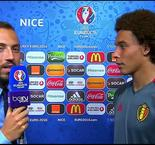 "Witsel : ""Il faudra faire attention à la Hongrie"""