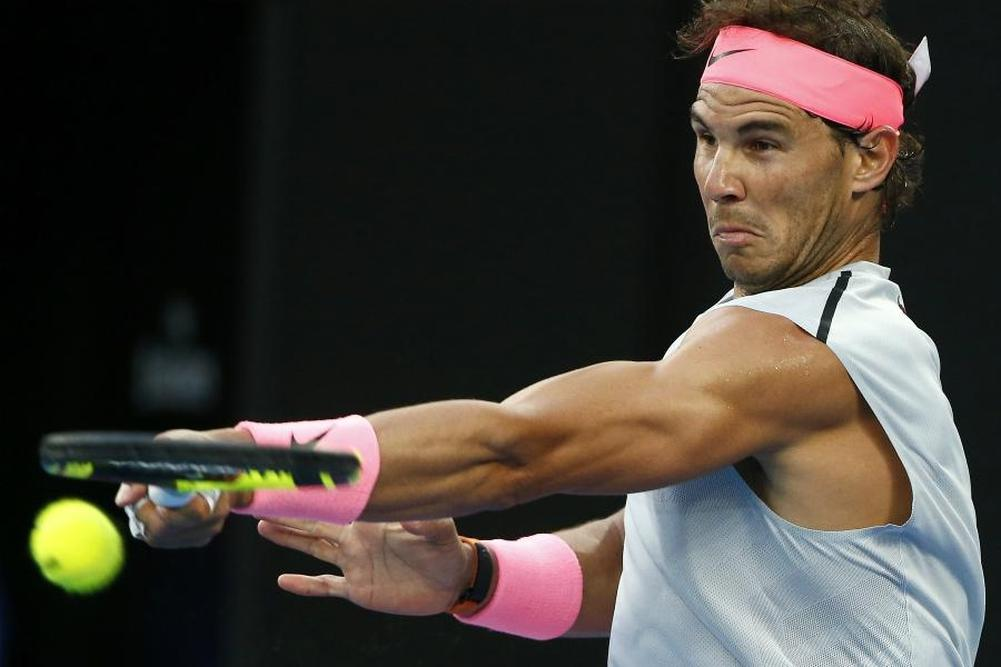 Nadal poursuit sa route — Open d'Australie