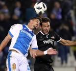 Rico Howler Keeps Leganes Hopes of Reaching Copa Final Alive