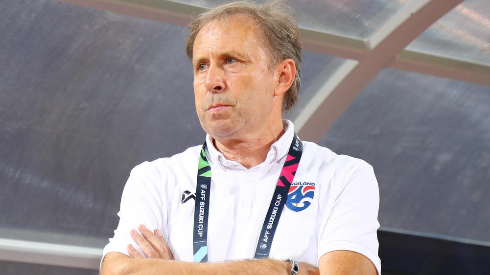 Thailand sack Rajevac after India loss at Asian Cup