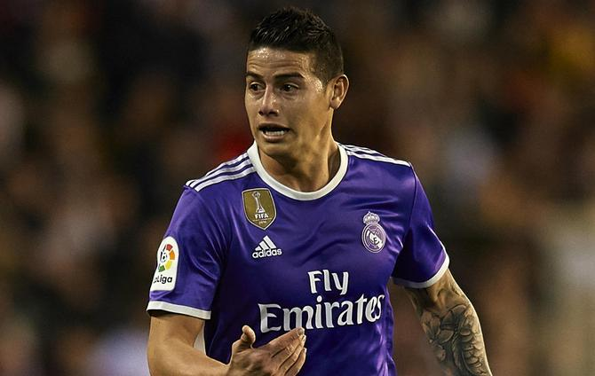 36dc818c32c James Rodriguez Admits He Can Play More Freely With Colombia