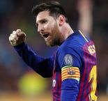 Messi's annual Barcelona exit option does not worry Pique