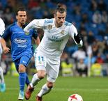 Bale Out Again With Calf Injury