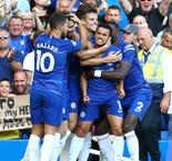 Chelsea 2 Bournemouth 0: Pedro, Hazard keep up winning start