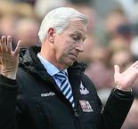 Pardew: England as good as France