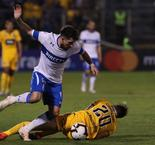Universidad Católica de Chile derrota a Rosario Central
