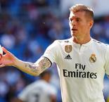 Kroos prolonge au Real Madrid jusqu'en 2023